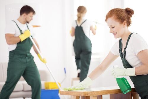 Achat de produit d'entretien et de nettoyage industriel